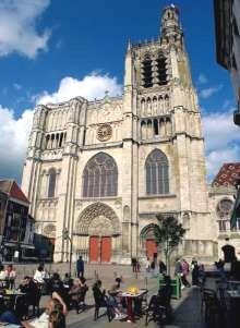 Plan Ville Saint Etienne